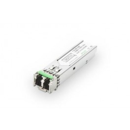 SFP mini GBIC Module, 1.25 Gbps, 80 km